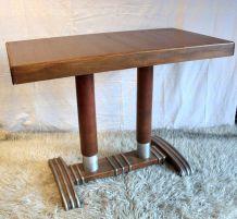 Table bistrot Art Déco