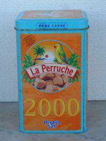 """Boite Collector """"La Perruche"""" 2000 TBE"""