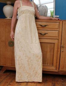 Robe longue d'hôtesse Helena sorel T 38-40