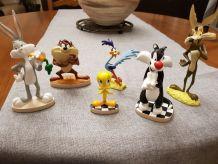 Figurines dessin animé
