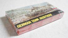 "maquette Tank allemand ""Jagdtiger"""