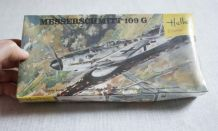 maquette avion Messerschmitt 109G 1/72