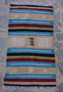 Kilim tapis multicolore 115cm*60cm
