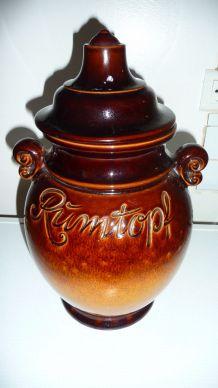 Rumtopf - Pot à rhum