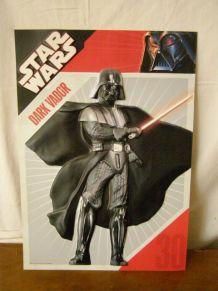 Affiche rigide en relief Star Wars: Dark Vador