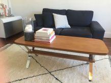 Table base vintage années 70