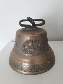 Cloche en bronze Obertino
