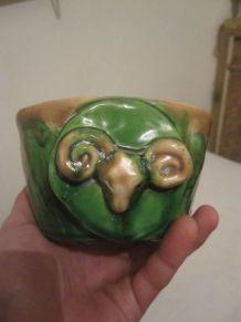 bols céramique vintage