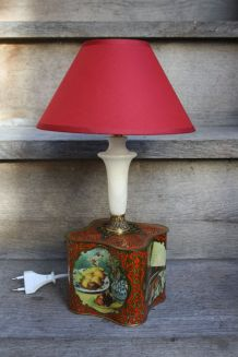 """LAMPE A POSER RECUP' """"THE"""""""