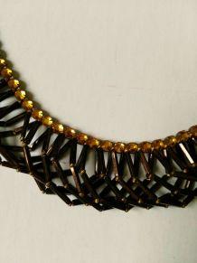 Collier perle vintage
