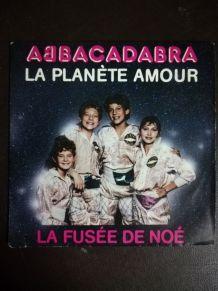 Vinyle 45 tours ABBACADABRA 1984