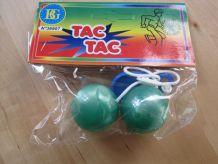 jouet tac tac dans pochette neuve couleur vert