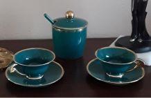 Ensemble à café ou thé vintage