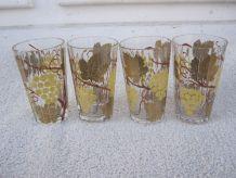 ancien verre Delvaux Paris art déco