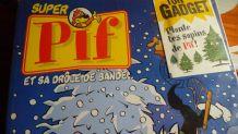 Pif gadget et ses fameuses graines de sapin