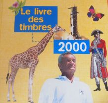 LIVRE TIMBRES DE COLLECTION ANNEE 2010 NEUF