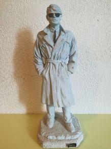 Élégante statuette