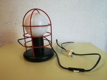 Petite lampe originale années 80