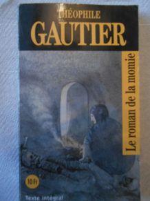 Livre : Le Roman de la Momie (T. Gautier)