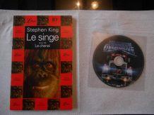 Lot Stephen King : 1 livre et 1 film