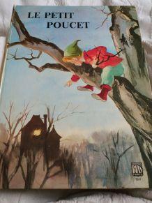 Livre Le petit Poucet animé