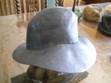 bibi et chapeaux femme