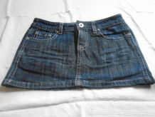 Jupe jeans T 38