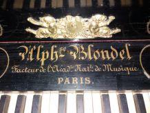 PIANO BLONDEL 1839  à 1855