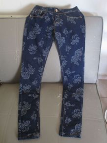 jeans fille 10/11 ans