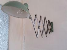 Lampe accordéon
