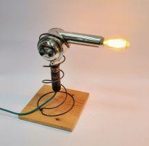 """Lampe design, lampe d'ambiance - """"Éclaire Cheveux"""""""