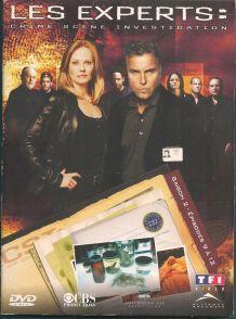 DVD - LES EXPERTS - SAISON 2 / EPISODES 9 à 12 - ZONE 2  - D