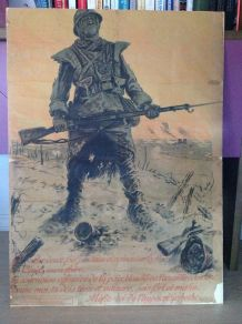 affiche premiere guerre maurice neumont