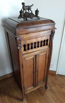 Meuble Phonographe