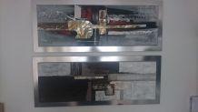 Tableaux art abstrait