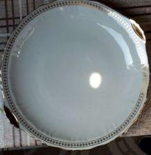 plat  porcelaine
