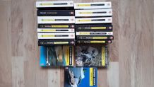 Lot de 13 romans espionnage de Tom clancy