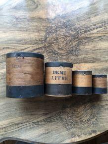 Mesures en bois