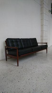 Canapé design Ib Kofod Larsen