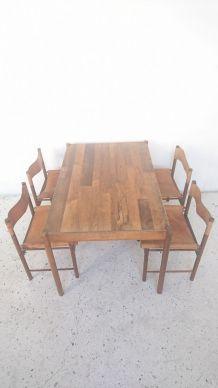 Table à diner design Jorge Zalszupin