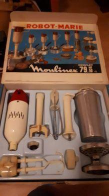 Robot marie Moulinex