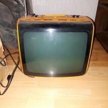 Tv orange année 70