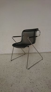 "Fauteuil ""Penelope""  design Charles Pollock"