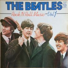 The BEATLES - Rock n Roll Music
