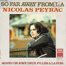 Lot de 4 vinyles 45T 1973/1974/1975