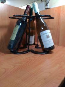 Porte bouteille Fer à cheval