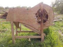 Ancien moulin à battre (Van)
