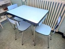 table et chaise en formica