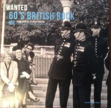 Wanted-60's British Rock