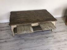 TABLE BASSE INTERIORS